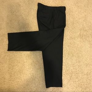 Van Heusen Black Men's Slacks